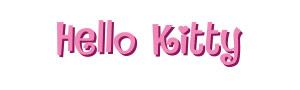 kultige Kinderteppiche von Hello Kitty
