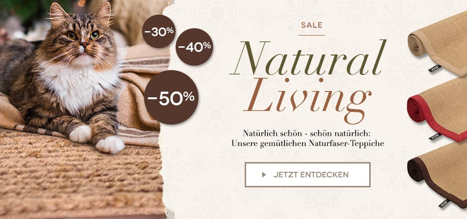 SALE - Natural Living