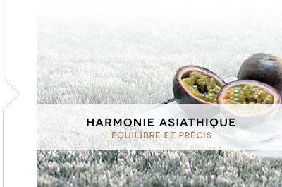 Tendances Harmonie asiathique