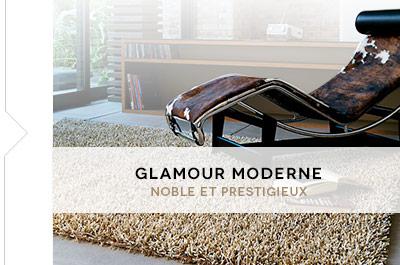 Tendances Glamour moderne