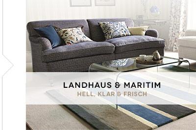 Trend Landhaus Maritim