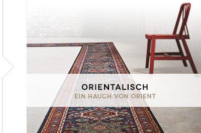 Trend Orientalisch