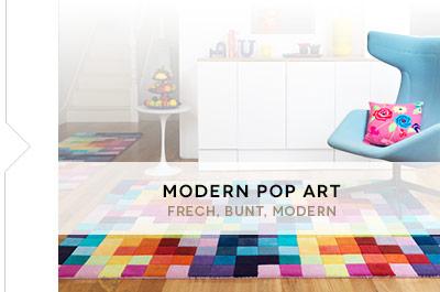 Trend Modern Pop Art