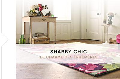 Tendances Shabby Chic