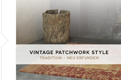 Trend Vintage Patchwork Style