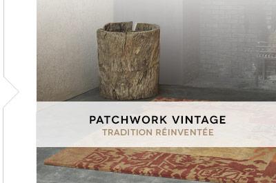 Tendances Patchwork vintage