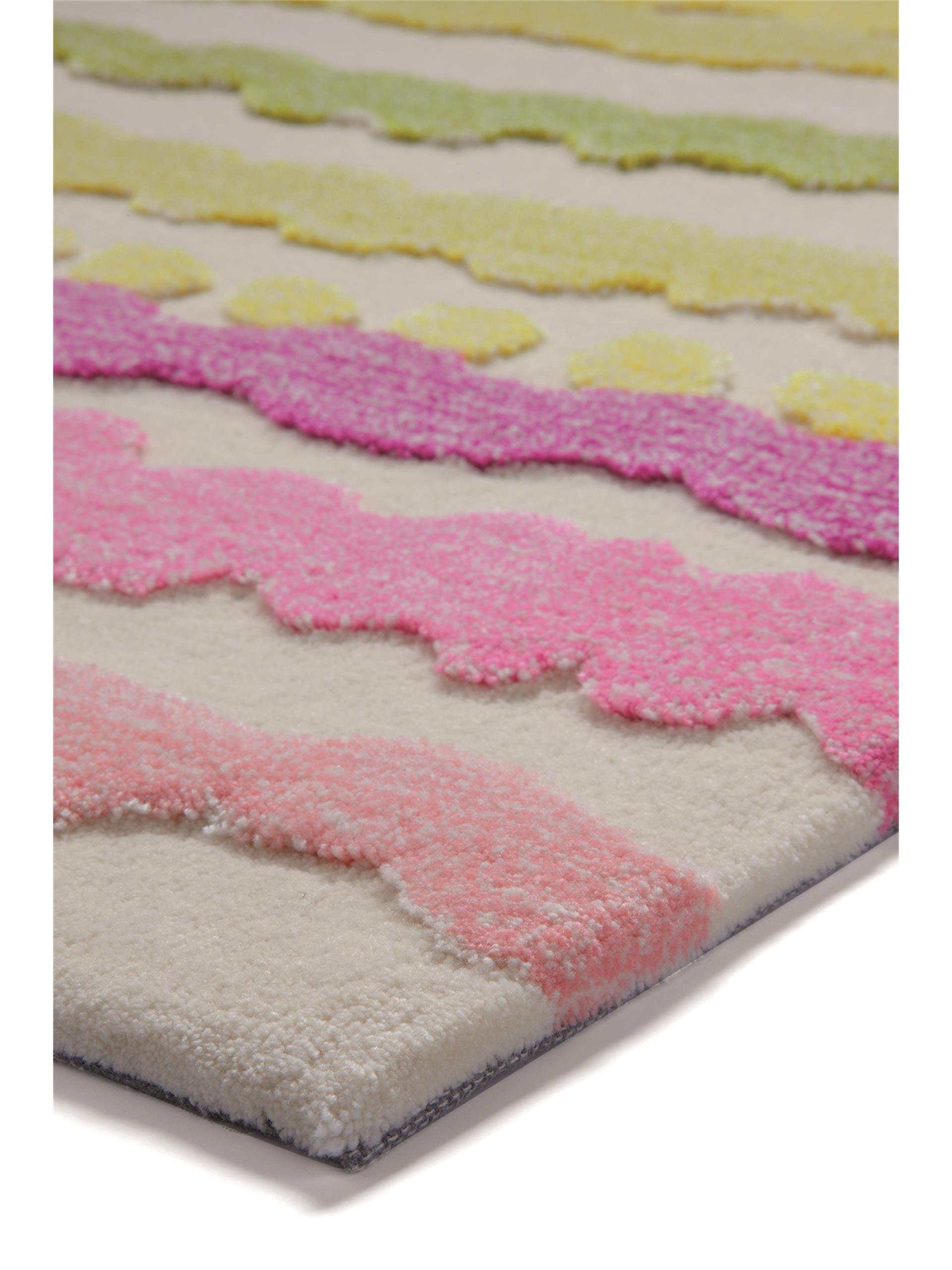 Esprit Kid's rug Paths Of Fantasy Multicolour 170x240 cm