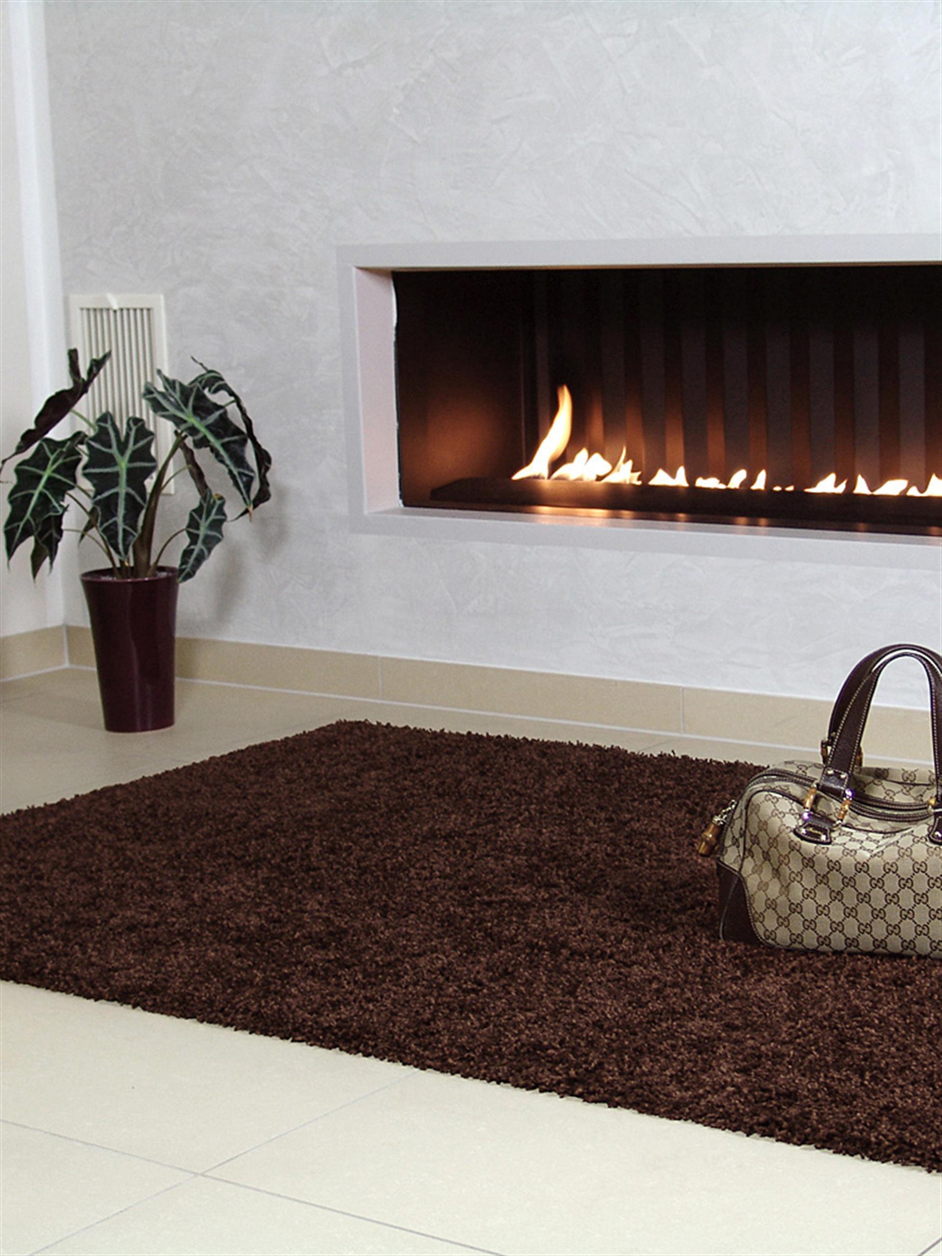 benuta Hochflor Teppich Swirls NEU in 11 Farben  eBay