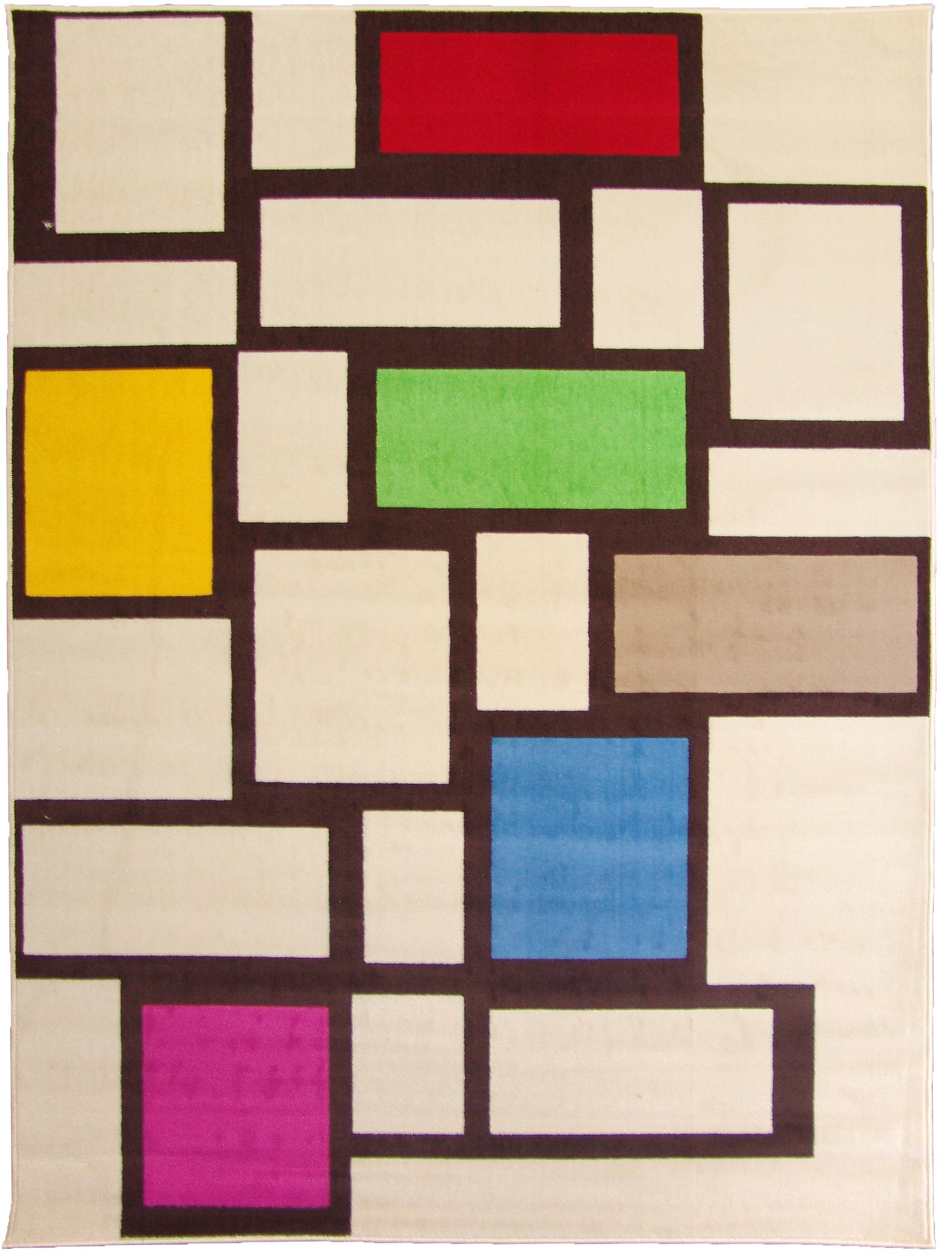 benuta Moderner Designer Teppich