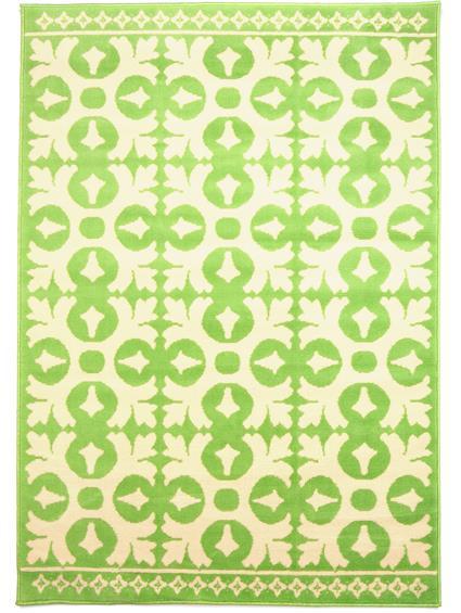 benuta Teppich Vintage Modern in Grün und Blau NEU & OVP