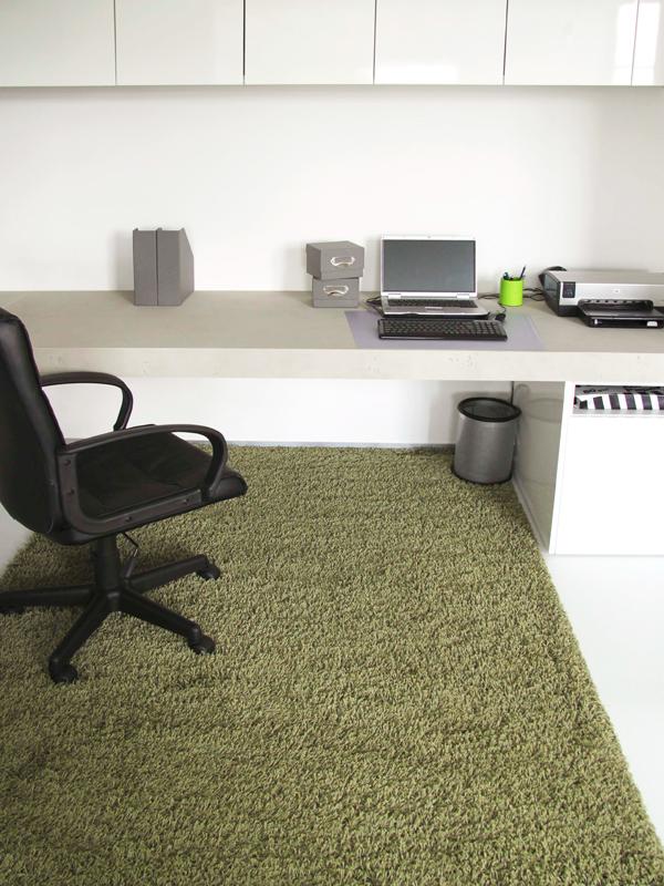 benuta hochflor shaggy teppich loft gr n neu ovp ebay. Black Bedroom Furniture Sets. Home Design Ideas