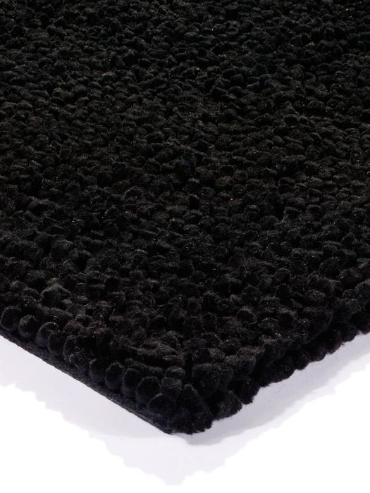 benuta hochflor shaggy teppich tashen schwarz 100 schurwolle neu ovp ebay. Black Bedroom Furniture Sets. Home Design Ideas
