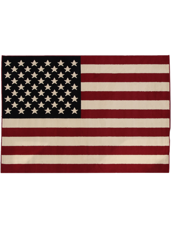 benuta Velours Teppich Funky Amerika Flagge USA  eBay