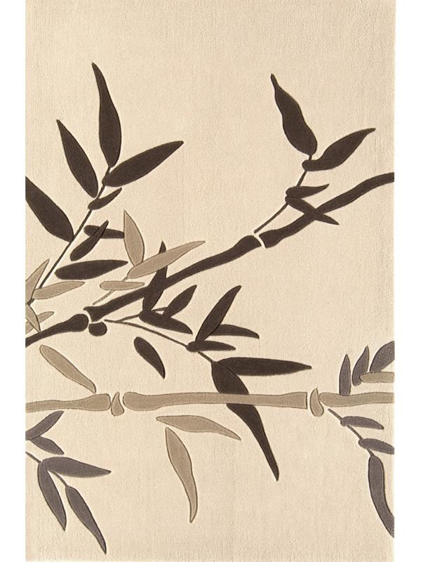 benuta moderner designer teppich harlequin bambus beige neu ovp ebay. Black Bedroom Furniture Sets. Home Design Ideas